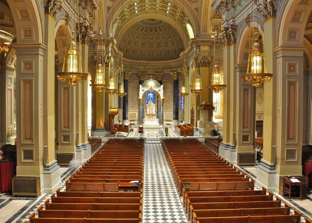 Gallery The Cathedral Basilica Of Saints Peter And Paul